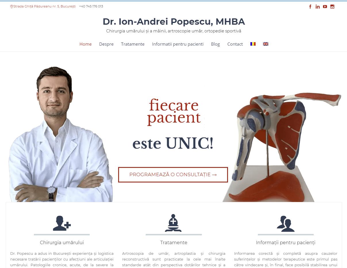 Dr. Andrei Popescu (2019)