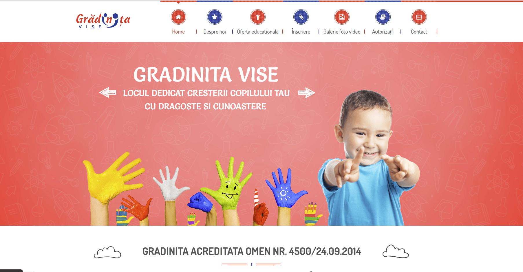 GradinitaVise.ro (2019)
