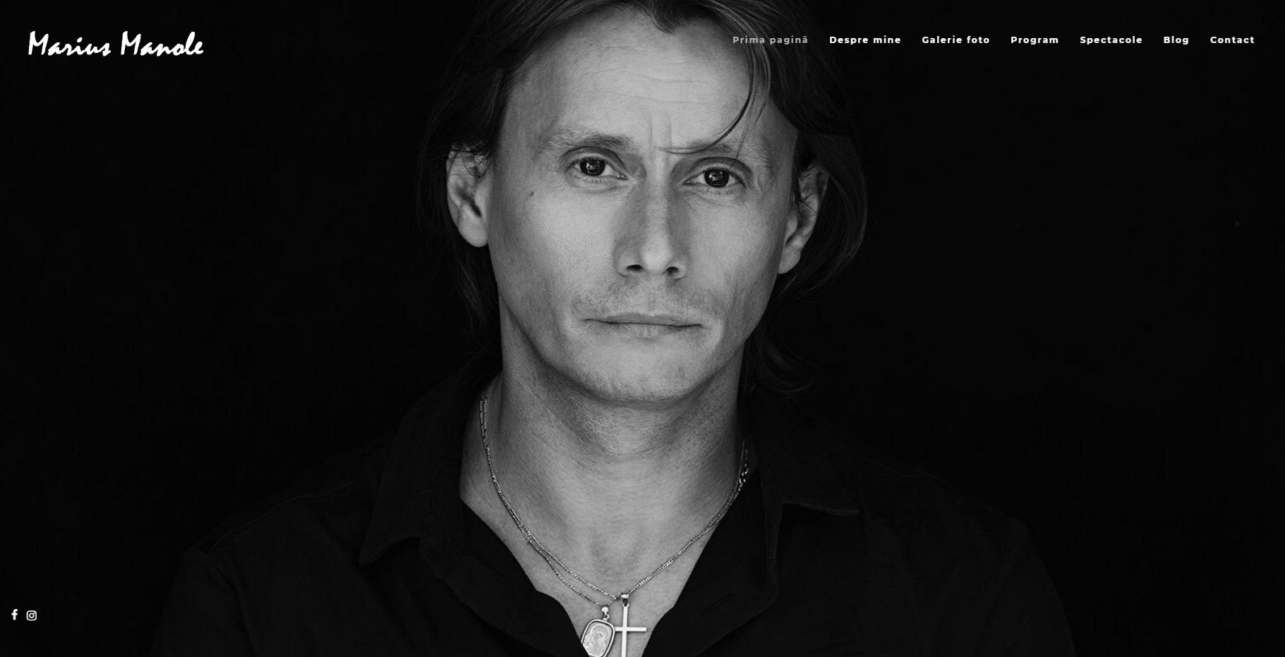 MariusManole.ro (2020)