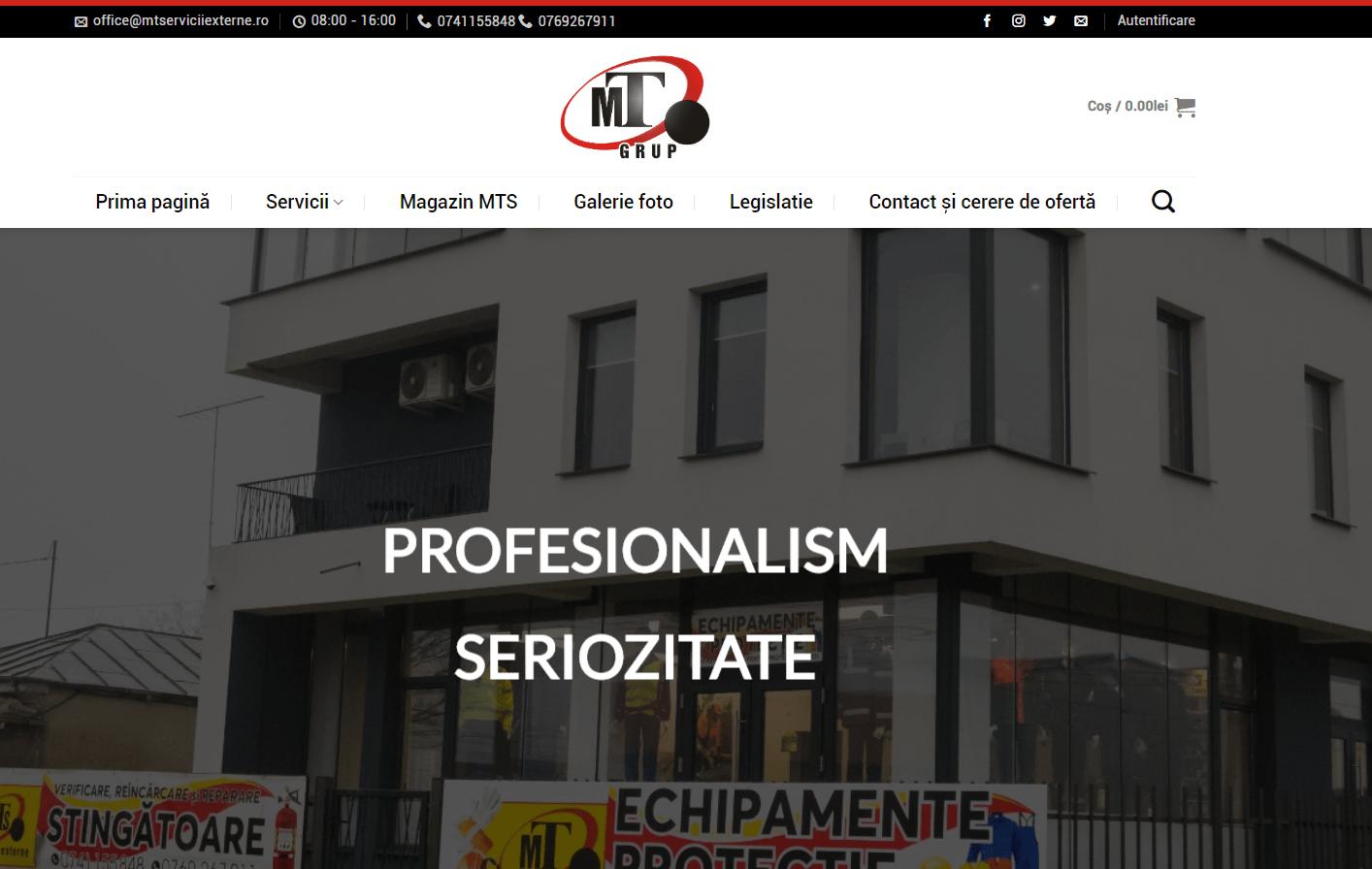 MTS Servicii Externe (2019)